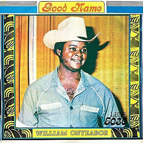 Alliance William Onyeabor - Good Name