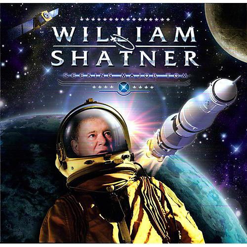 Alliance William Shatner - Seeking Major Tom
