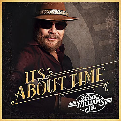 Alliance Williams Jr, Hank - It's About Time