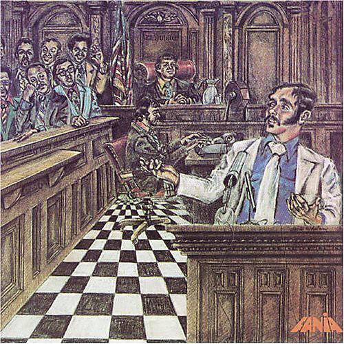 Alliance Willie Colon - El Juicio