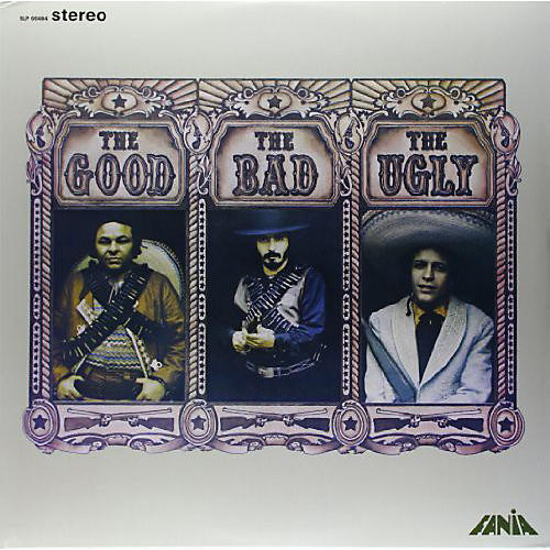 Alliance Willie Colon - The Good, The Bad, The Ugly