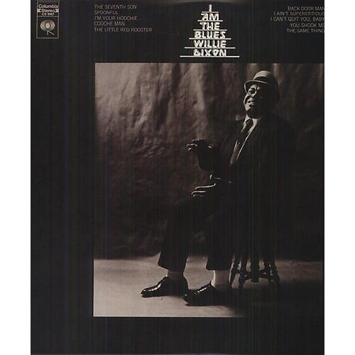 Alliance Willie Dixon - Am the Blues
