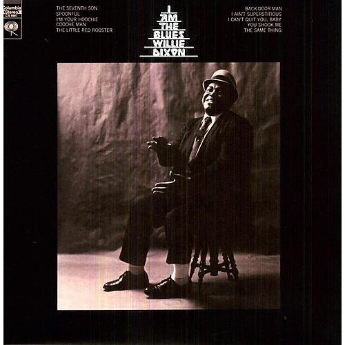 Alliance Willie Dixon - I Am the Blues