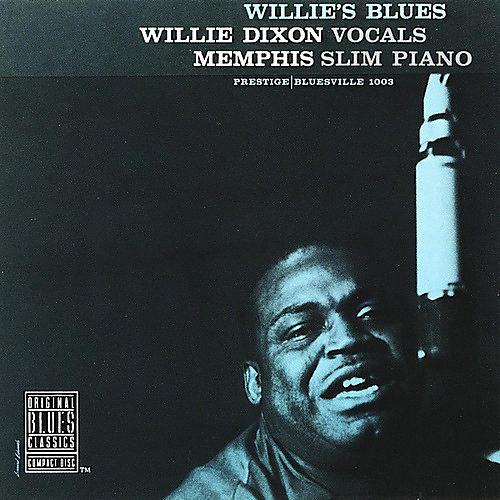 Alliance Willie Dixon - Willie's Blues
