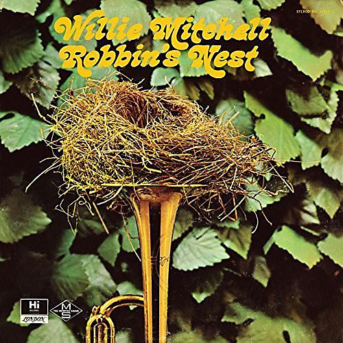Alliance Willie Mitchell - Robbin's Nest