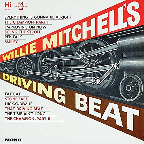 Alliance Willie Mitchell - Willie Mitchell'S Driving Beat