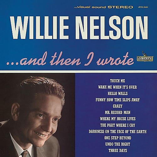 Alliance Willie Nelson - ...and Then I Wrote