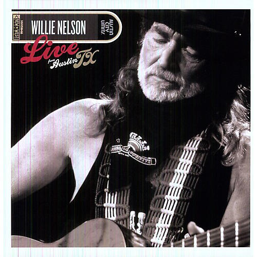 Alliance Willie Nelson - Live From Austin, TX