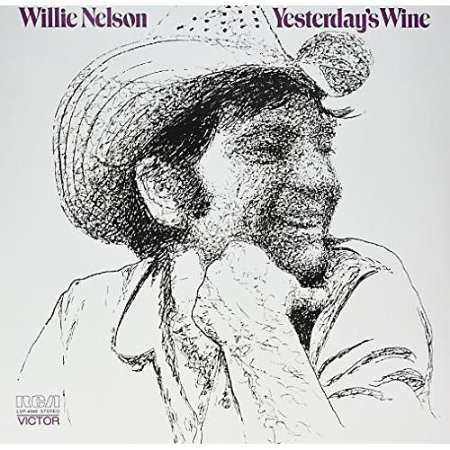 Alliance Willie Nelson - Yesterday's Wine