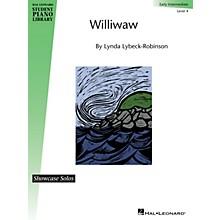 Hal Leonard Williwaw Piano Library Series by Lynda Lybeck-Robinson (Level Early Inter)