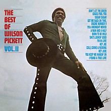 Wilson Pickett - The Best Of Wilson Pickett, Vol. 2