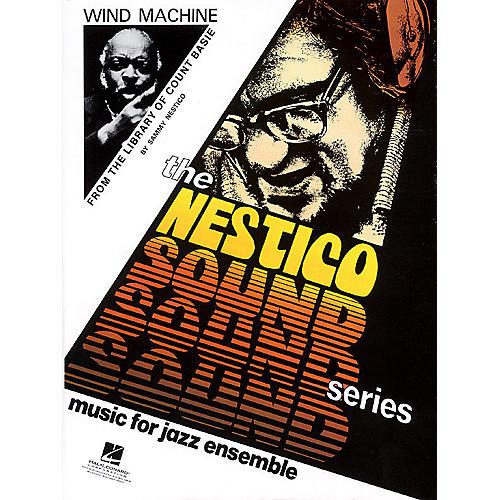 Hal Leonard Wind Machine (Basie version) Jazz Band Level 4 Arranged by Sammy Nestico