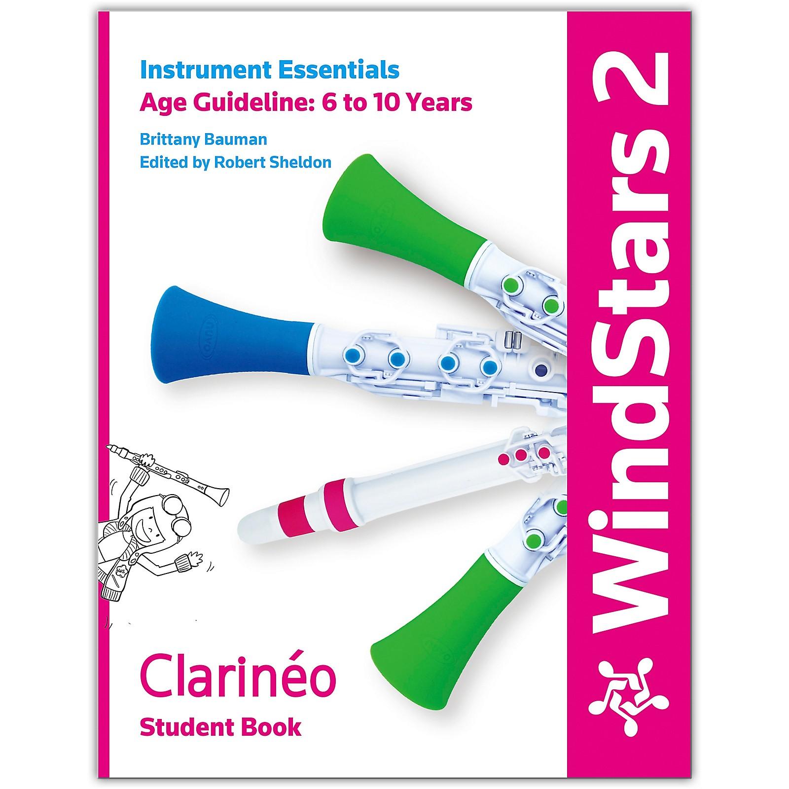 Nuvo WindStars 2 - Student Book - Clarineo