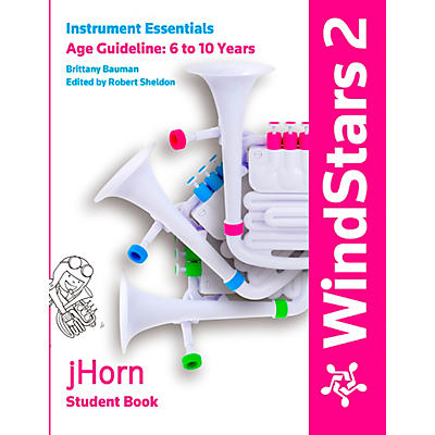 Nuvo WindStars 2 - Student Book - jHorn