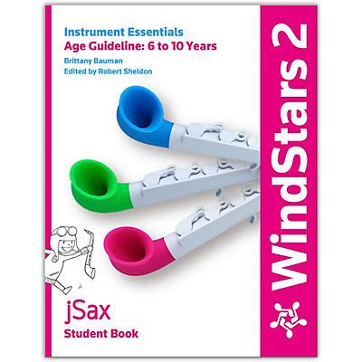 Nuvo WindStars 2 - Student Book - jSax