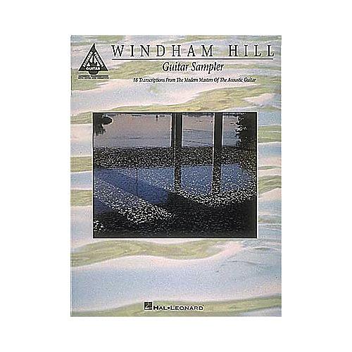 Hal Leonard Windham Hill Guitar Sampler Guitar Tab Songbook
