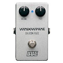 Open Box BBE Windowpane Silicon Fuzz Guitar Effects Pedal