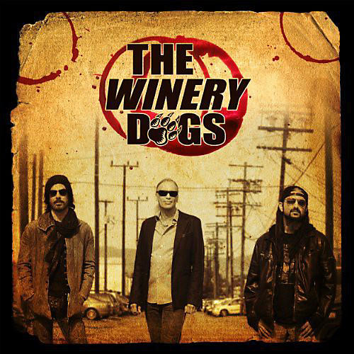 Alliance Winery Dogs - The Winery Dog