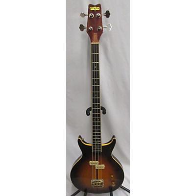 Washburn Wing Series Electric Bass Guitar