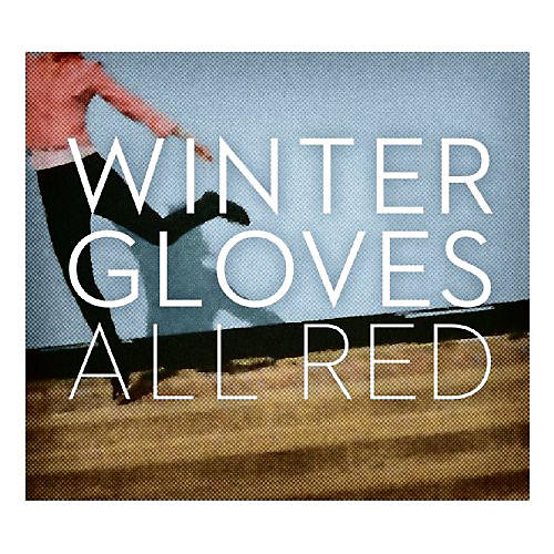 Alliance Winter Gloves - All Red