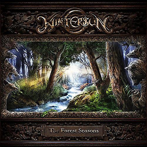 Alliance Wintersun - The Forest Seasons Green W/Mint Green Splatter