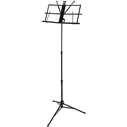 Peak Music Stands Wire Music Stand Black