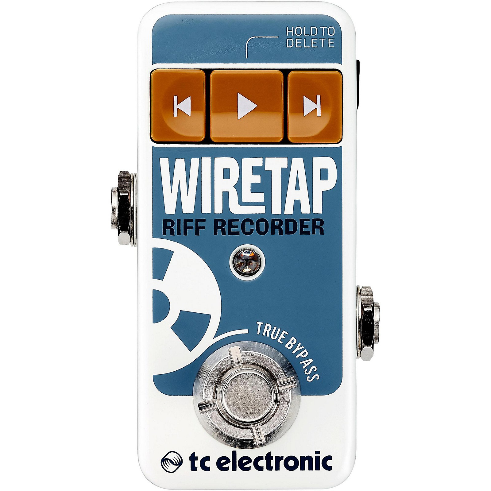 TC Electronic WireTap Riff Recorder Guitar Effect Pedal