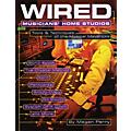 Backbeat Books Wired - Musicians' Home Studios Book Series Softcover Written by Megan Perry thumbnail