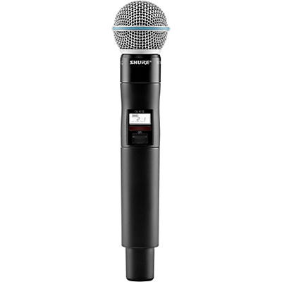 Shure Wireless Handheld Transmitter with Beta58A Microphone