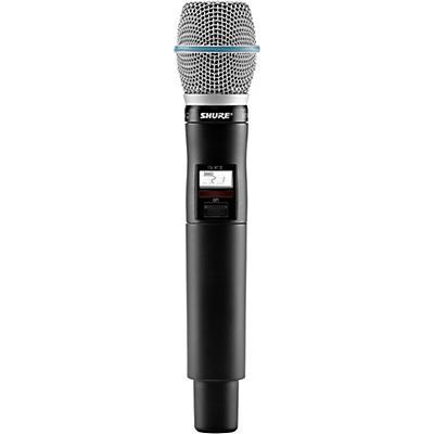 Shure Wireless Handheld Transmitter with Beta87A Microphone