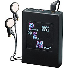 Open BoxNady Wireless Receiver for E03 In-Ear Personal Monitor System