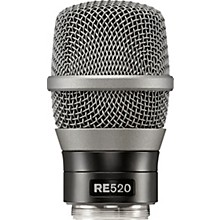 Electro-Voice Wireless head with RE520 capsule