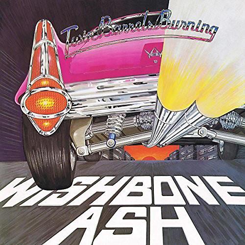 Alliance Wishbone Ash - Twin Barrels Burning