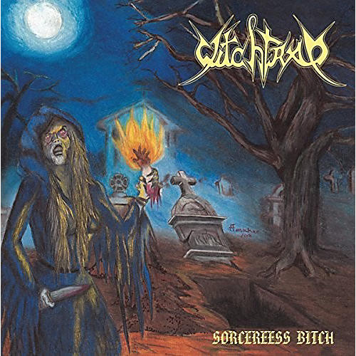 Alliance Witchtrap - Sorceress Bitch