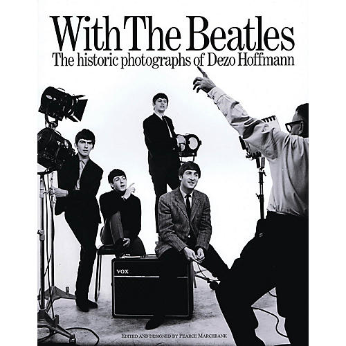Omnibus With The Beatles (The Historic Photographs of Dezo Hoffman) Omnibus Press Series Softcover