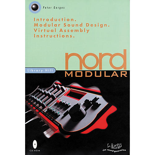 Music Sales Wizoo Nord Modular 2nd Edition (Book/CD)
