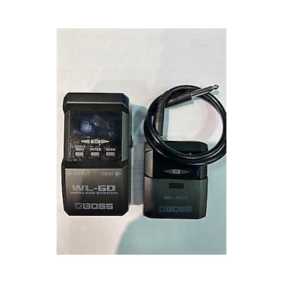 Boss Wl-30 Instrument Wireless System