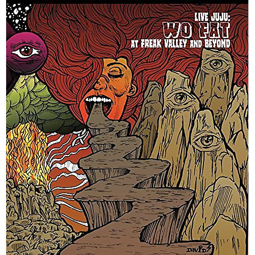Alliance Wo Fat - Live Juju: Freak Valley And Beyond