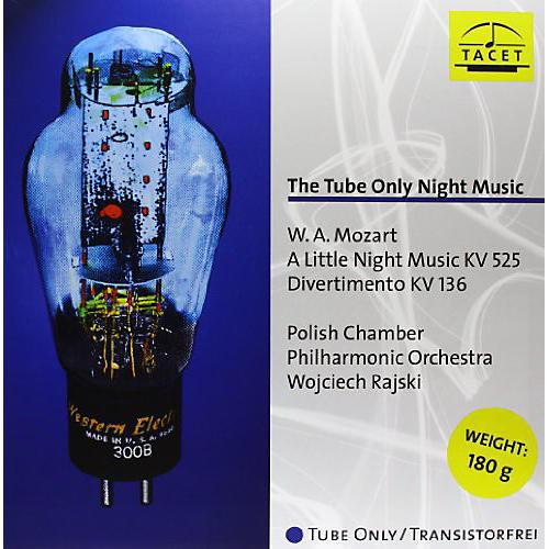 Alliance Wojciech Rajski - Tube Only Night Music