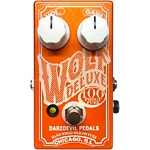 Open Box Daredevil Pedals Wolf Deluxe Fuzz Effects Pedal