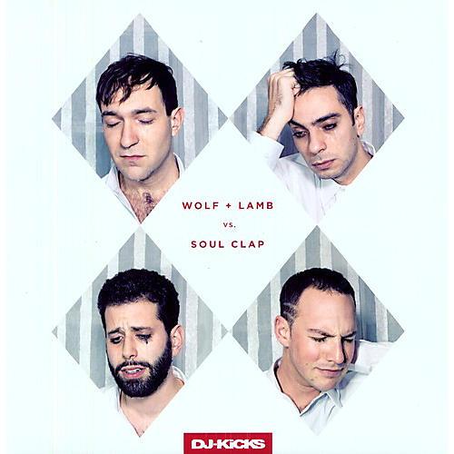 Alliance Wolf + Lamb - DJ Kicks