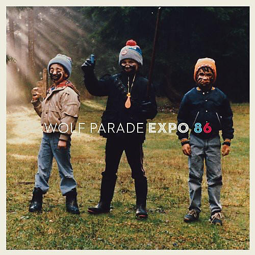 Alliance Wolf Parade - Expo 86