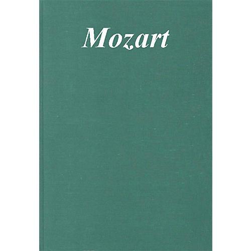 G. Henle Verlag Wolfgang Amadeus Mozart - Autographe Und Abschriften Henle Books Series Hardcover