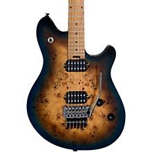 Open BoxEVH Wolfgang Standard Exotic Burl Electric Guitar