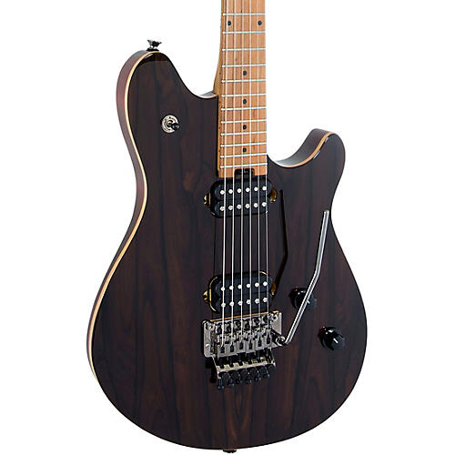 EVH Wolfgang Standard Exotic Ziricote Electric Guitar Natural