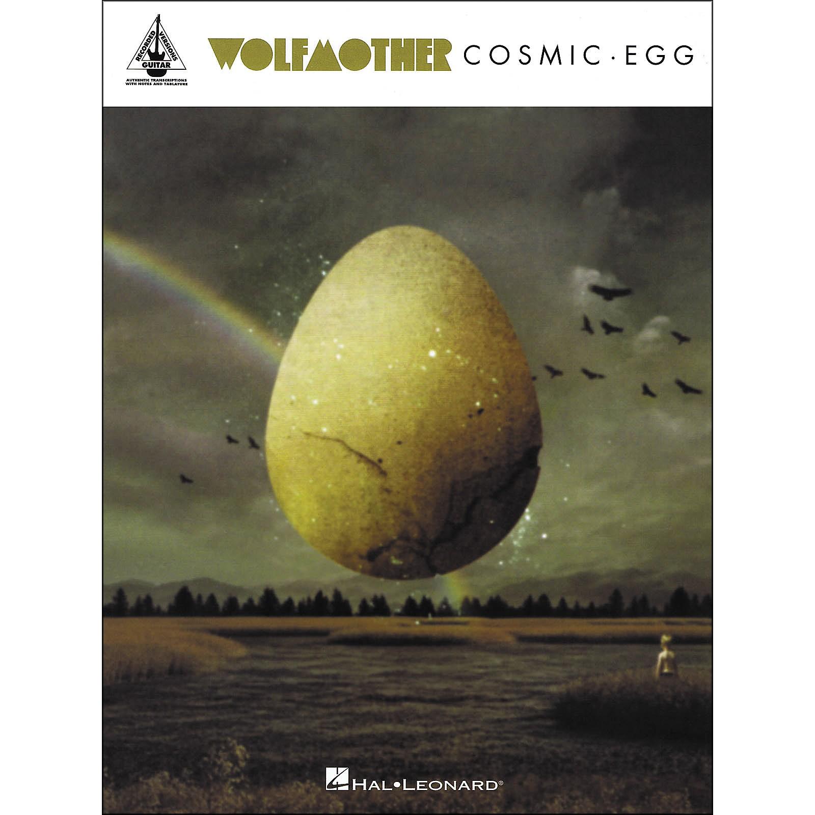 Hal Leonard Wolfmother - Cosmic Egg Tab Book