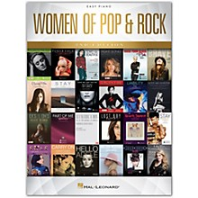 Hal Leonard Women of Pop & Rock - 2nd Edition Easy Piano Songbook Series Softcover Performed by Various