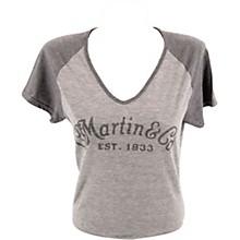 Women's Basic Logo T-Shirt - Heather Gray Small
