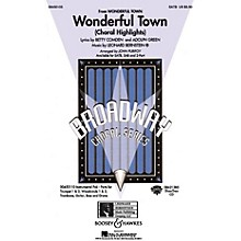 Hal Leonard Wonderful Town (Choral Highlights) 2-Part Arranged by John Purifoy