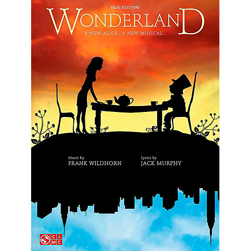 Cherry Lane Wonderland - Piano/Vocal Selections From The Broadway Musical